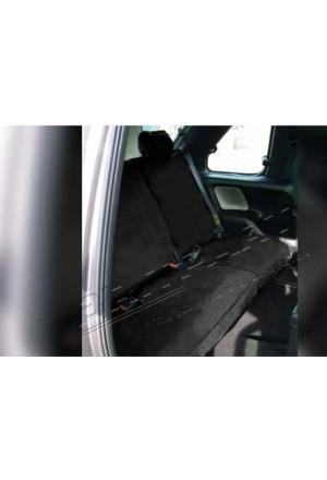 Sitzbezug Set Freelander 1 hinten ohne Armlehne schwarz-1