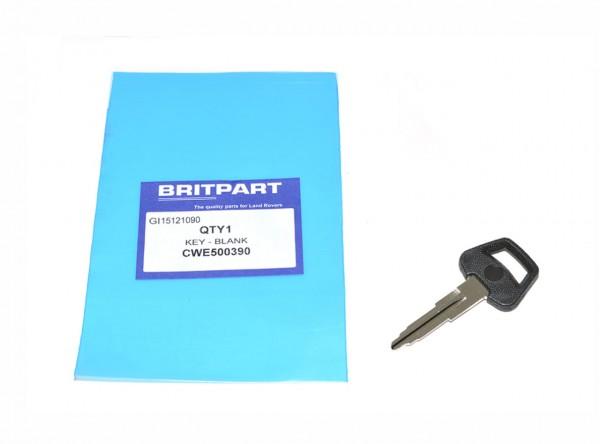 Schlüsselrohling Defender Zündschloss-1