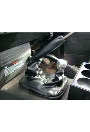 Manschette Schalthebel Land Rover Defender schwarz-1