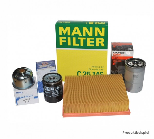 Service-Kit Motor Land Rover Defender / Discovery2 Td5 60.000km-1