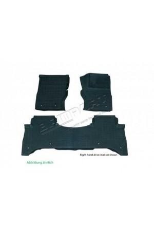 Gummifußmatten Set schwarz Range Rover Sport ab 2014-1