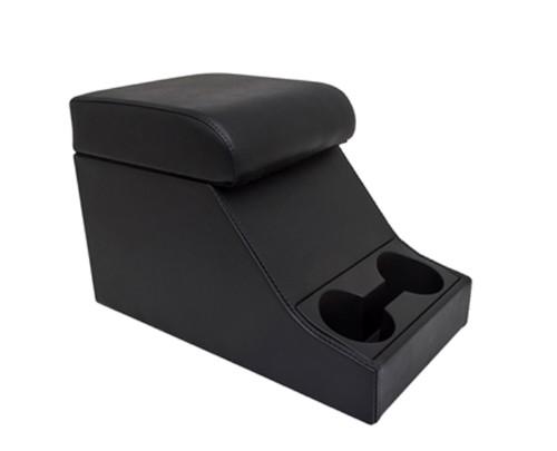 Cubbybox Typ Chubby schwarz mit Getränkehalter-1