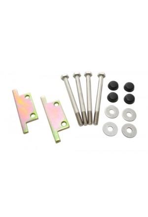 Anbaukit für Defender Stoßstangen mit verbesserten Gewindeplatten-1
