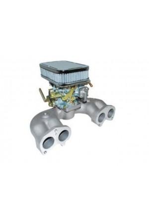 Weber Doppelchoke Vergaser 32/36 für 2,25l Motoren-1