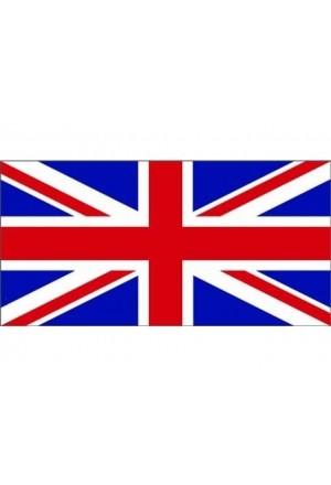 Aufkleber 'Union Jack' mittel-1