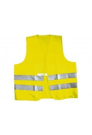 Warnweste gelb Universalgröße-1
