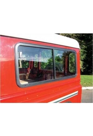 Schiebefenster Paar deluxe Defender Glas nicht getönt-1