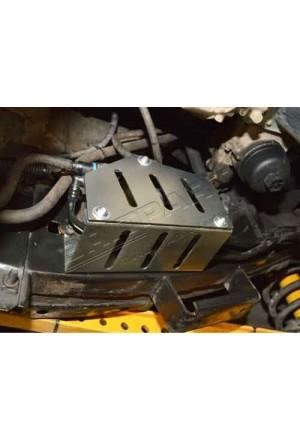 Kraftstoffkühlerschutz Defender Td4-1