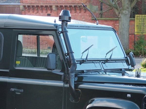Luftansaugstutzen Land Rover Defender Td5 300Tdi-1
