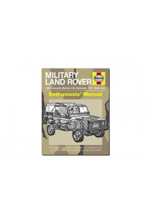 Haynes Military Land Rover Enthusiasts' Manual-1