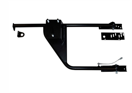 Reserveradhalter Defender hinten Softtop-1