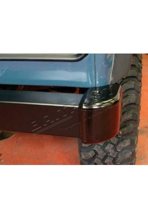 Gummiendkappe Land Rover Defender Stoßstange-1