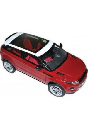 Modellauto Range Rover Evoque Maßstab 1:18 in rot-1