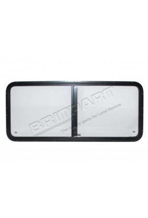 Schiebefenster Paar Standard Defender Glas nicht getönt-1