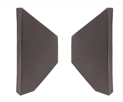 Eckenschutz Paar Einstieg Defender grau-1