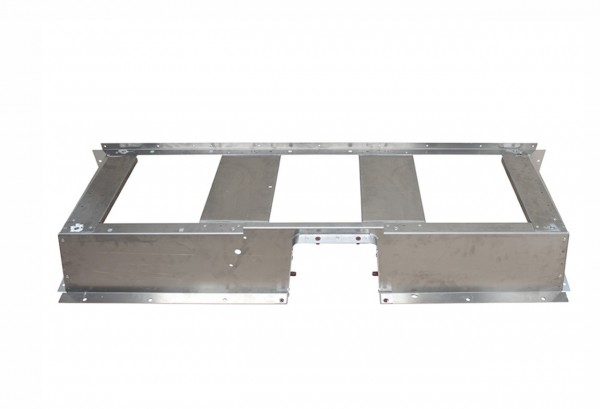 Aluminium-Sitzkastenrahmen Defender bis einschließlich 200Tdi-1