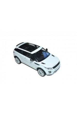 Modellauto Range Rover Evoque Maßstab 1:24 in weiß-1