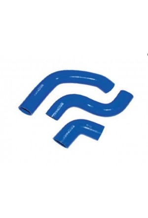 Schlauchset Ladeluftkühler 3-teilig Silikon Freelander Td4-1
