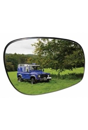 Außenspiegelglas Freelander 1 rechts 1A bis 3A262836-1