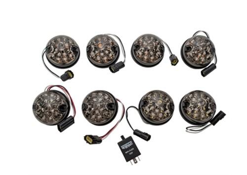 LED Leuchten-Kit für Land Rover Defender in Rauchglas-1
