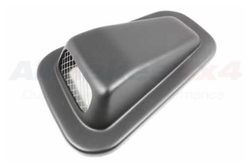 Lufthutze Defender Linkslenker Kunststoff mit Gitter-1