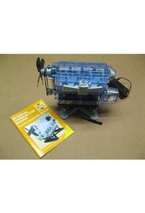 Modellbausatz Verbrennungsmotor-1