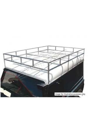 Dachgepäckträger Defender 110 gerade Form-1