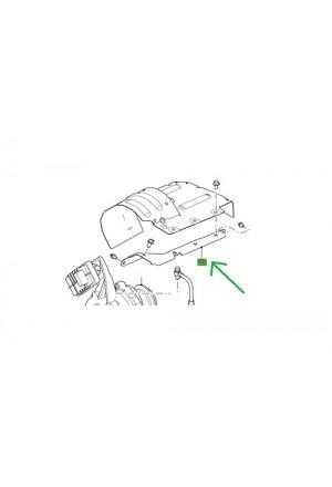 Halter Hitzeschutzschild Turbolader Defender 2,2l Td4 ab CA-1