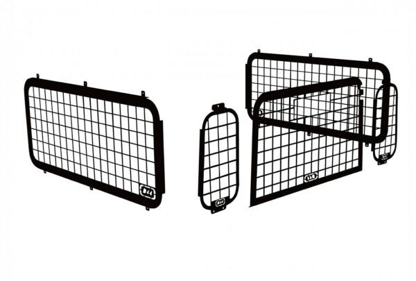 Schutzgitter Seitenfenster Defender 110 außen-1