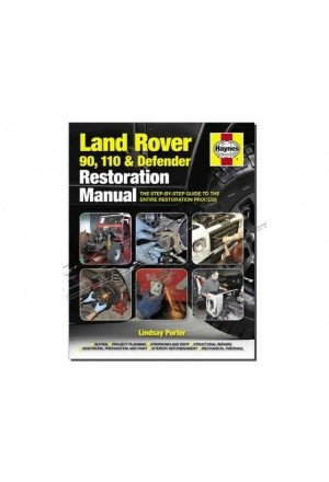Haynes Restoration Manual Land Rover Defender-1