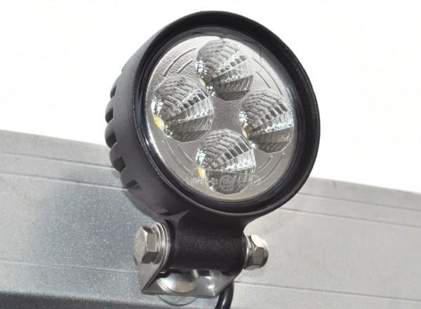LED Arbeitsscheinwerfer rund 3 Watt-1