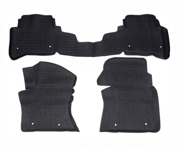 Gummifußmatten Set schwarz Range Rover Velar-1