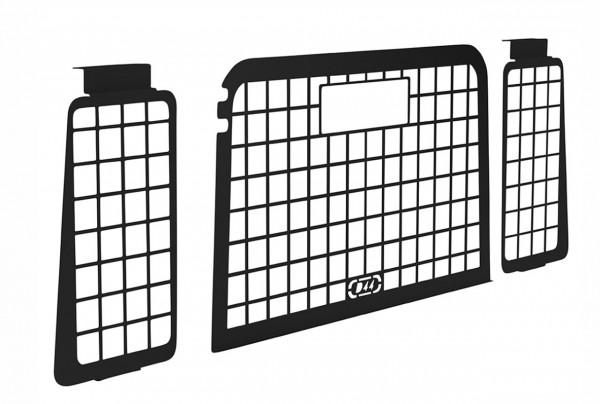 Innenschutzgitter Heckfenster Defender 90-1