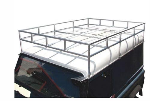 Dachgepäckträger Defender 90 verzinkt gerade Form Abverkauf-1