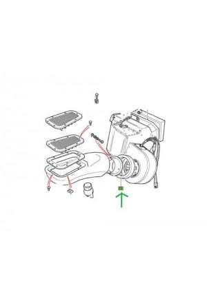Dichtung Heizungsluftansaugung Land Rover Defender-1