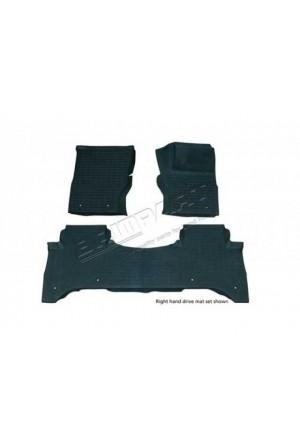 Gummifußmatten Set schwarz Range Rover L405-1