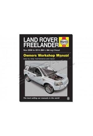 Haynes Restoration Manual für Land Rover Freelander 2-1