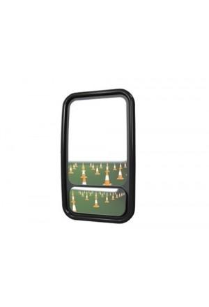 Außenspiegel mit zusätzlichem Weitwinkelspiegel Defender linke Seite-1