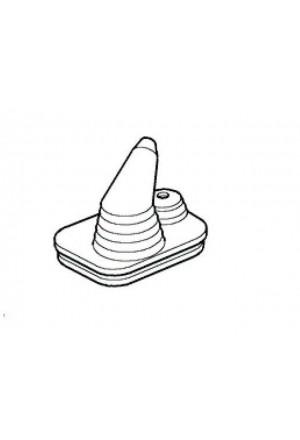 Schalthebelmanschette aus Gummi Defender LT77 R380-1