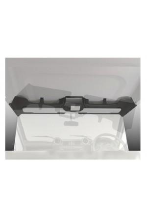 Dachkonsole Defender dreiteilig Farbe schwarz-1