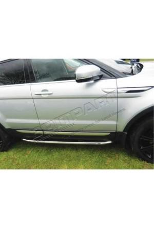 Schwellerschutzrohre aus Edelstahl für Range Rover Evoque-1
